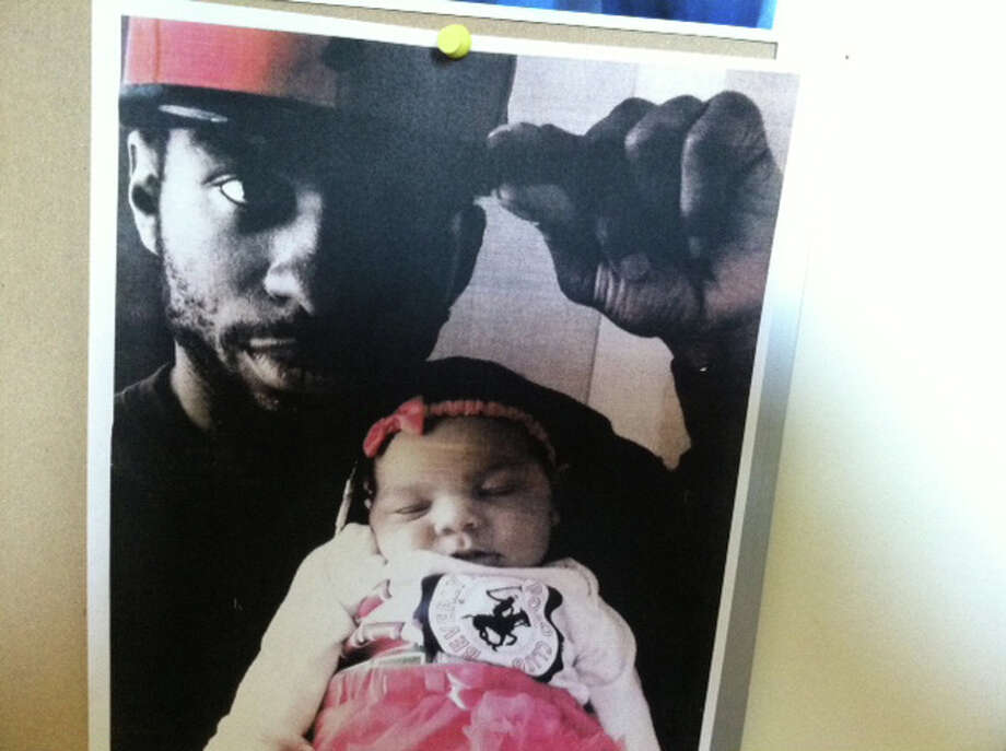 West Haven Police are actively searching for Vaughn Barrett and his 1 month old daughter Aaliyah Barrett. Photo: Contributed Photo / Connecticut Post Contributed