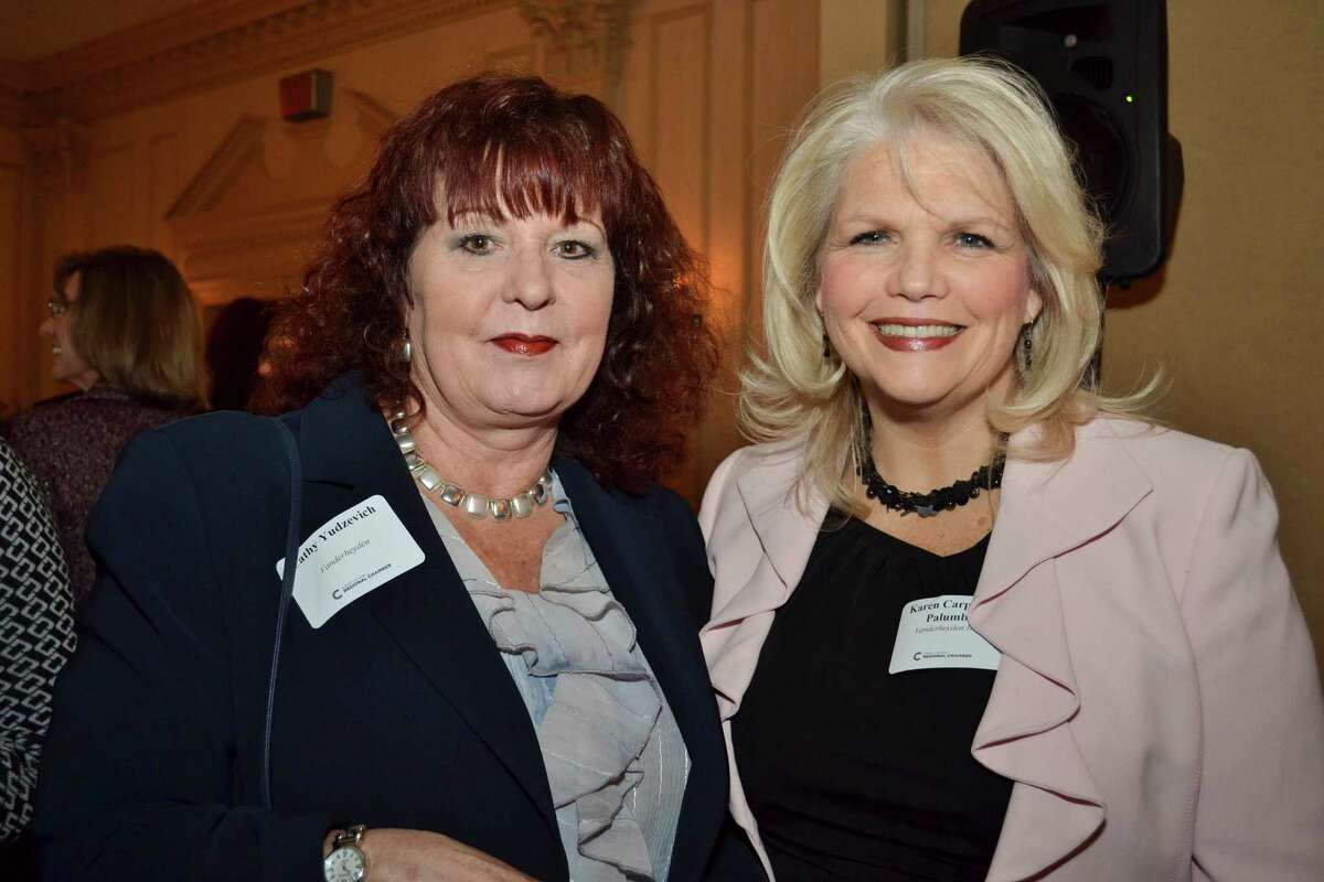 Were you Seen at the Women of Excellence Reunion event at The Desmond in Colonie on Wednesday, Nov. 13, 2013?