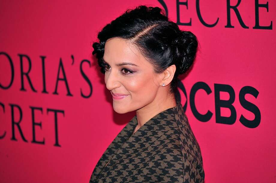NEW YORK, NY - NOVEMBER 13:  Actress Archie Panjabi attends the 2013 Victoria's Secret Fashion Show at Lexington Avenue Armory on November 13, 2013 in New York City.  (Photo by Stephen Lovekin/Getty Images) Photo: Stephen Lovekin, Getty Images