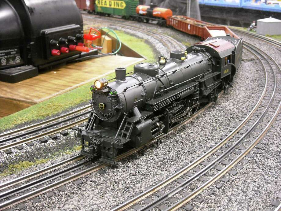 The Greenberg Train and Toy Show comes to the O'Neill Center in Danbury, Conn., this weekend, Saturday and Sunday, Nov. 16 and 17, 2013. Photo: Contributed Photo / The News-Times Contributed