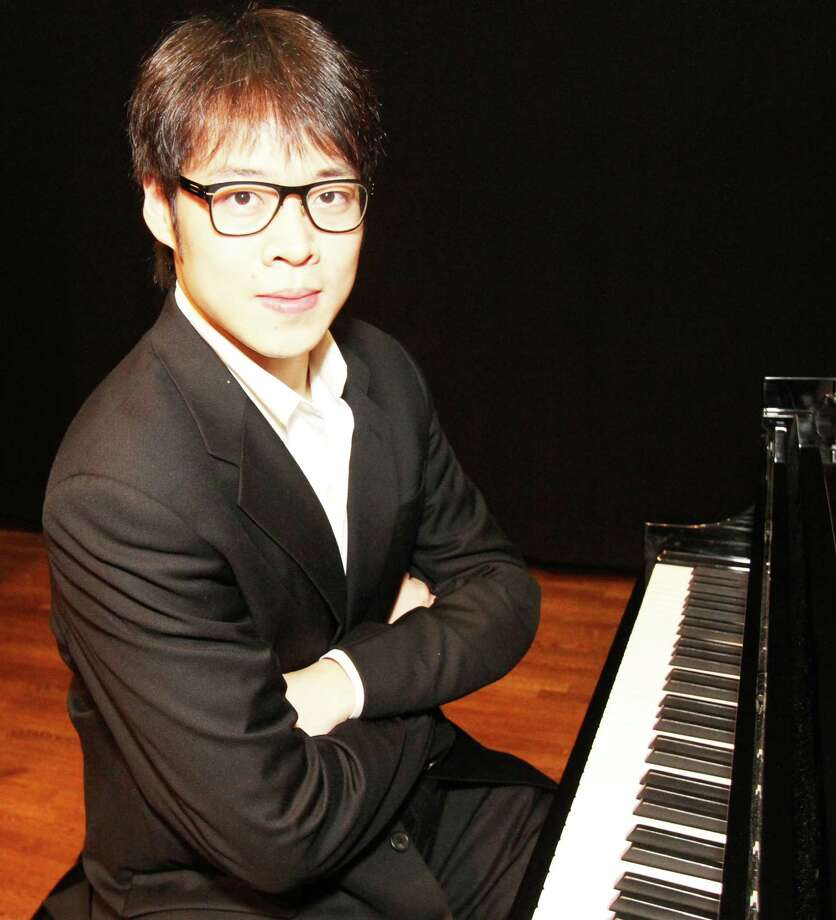 Pianist Yue Chu was the first-prize winner of the previous Heida Hermanns International Piano Competition. The competition this year will be held on Nov. 23 and 24. Photo: Contributed Photo / Westport News
