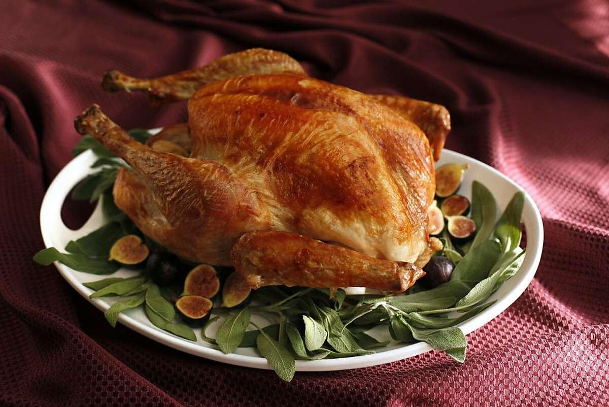 Best Way Brined Air-Chilled Turkey