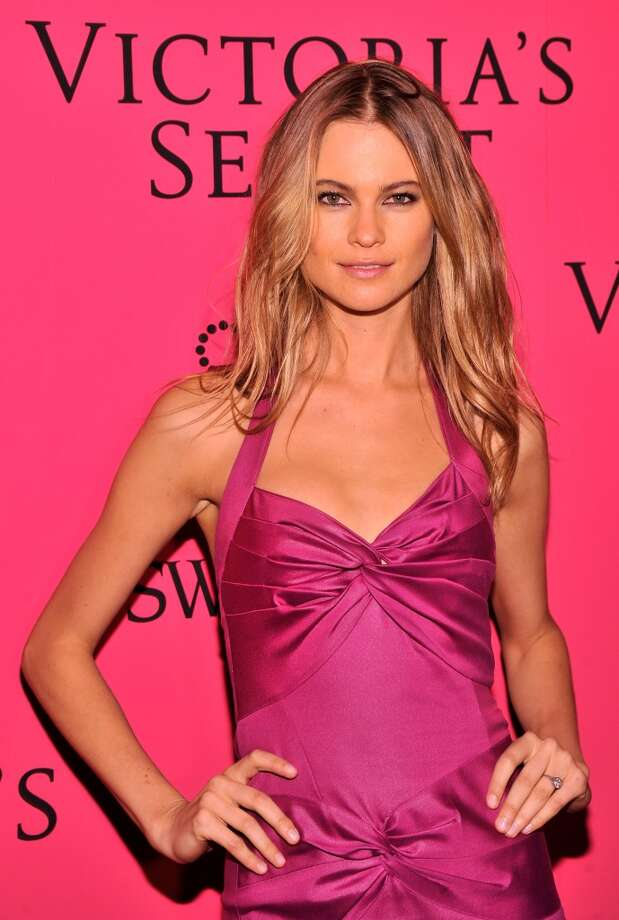 Behati Prinsloo attends the 2013 Victoria's Secret Fashion Show at TAO Downtown on November 13, 2013 in New York City.  (Photo by Stephen Lovekin/Getty Images) Photo: Stephen Lovekin, Getty Images