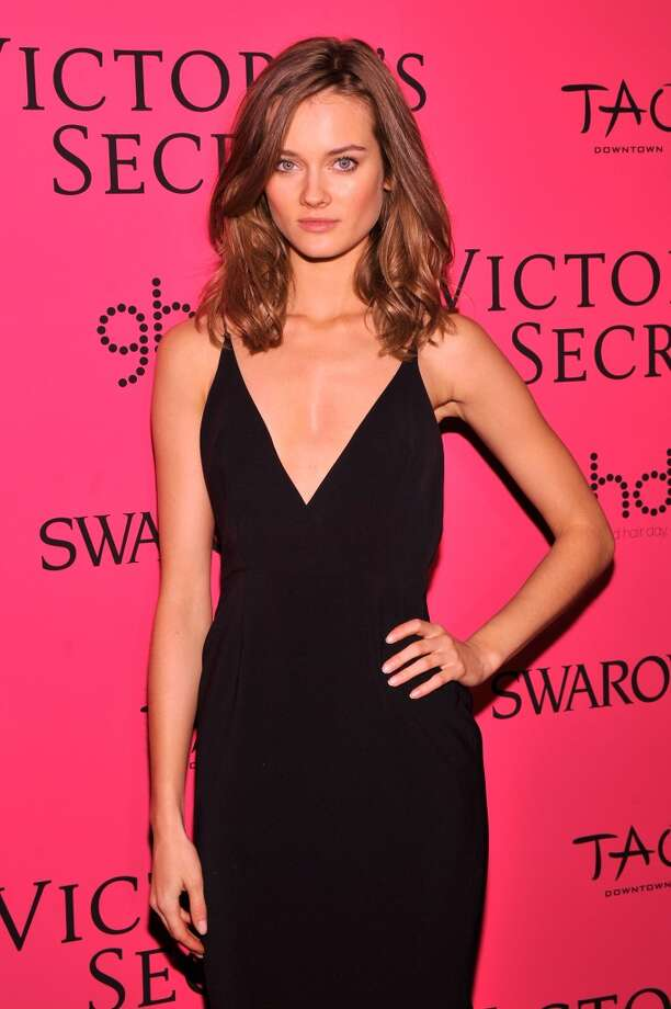 Model Monika Jagaciak attends the 2013 Victoria's Secret Fashion after party at TAO Downtown on November 13, 2013 in New York City.  (Photo by Stephen Lovekin/Getty Images) Photo: Stephen Lovekin, Getty Images