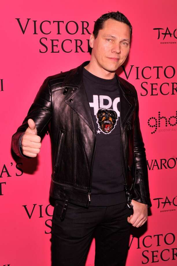 DJ Tiesto attends the 2013 Victoria's Secret Fashion Show at TAO Downtown on November 13, 2013 in New York City.  (Photo by Stephen Lovekin/Getty Images) Photo: Stephen Lovekin, Getty Images