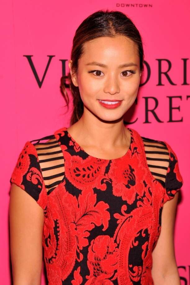 Jamie Chung attends the 2013 Victoria's Secret Fashion Show at TAO Downtown on November 13, 2013 in New York City.  (Photo by Stephen Lovekin/Getty Images) Photo: Stephen Lovekin, Getty Images