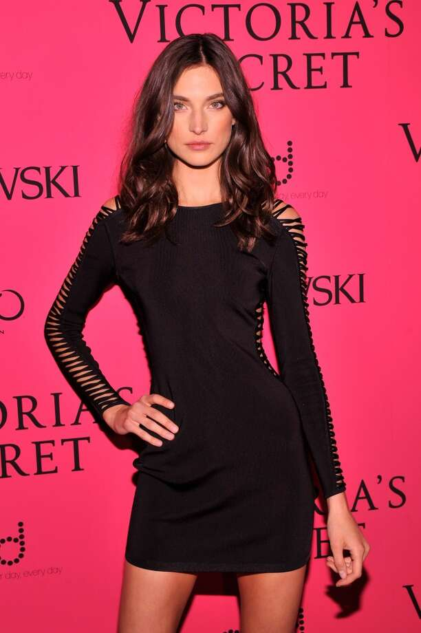 Model Jacquelyn Jablonski attends the 2013 Victoria's Secret Fashion Show at TAO Downtown on November 13, 2013 in New York City.  (Photo by Stephen Lovekin/Getty Images) Photo: Stephen Lovekin, Getty Images