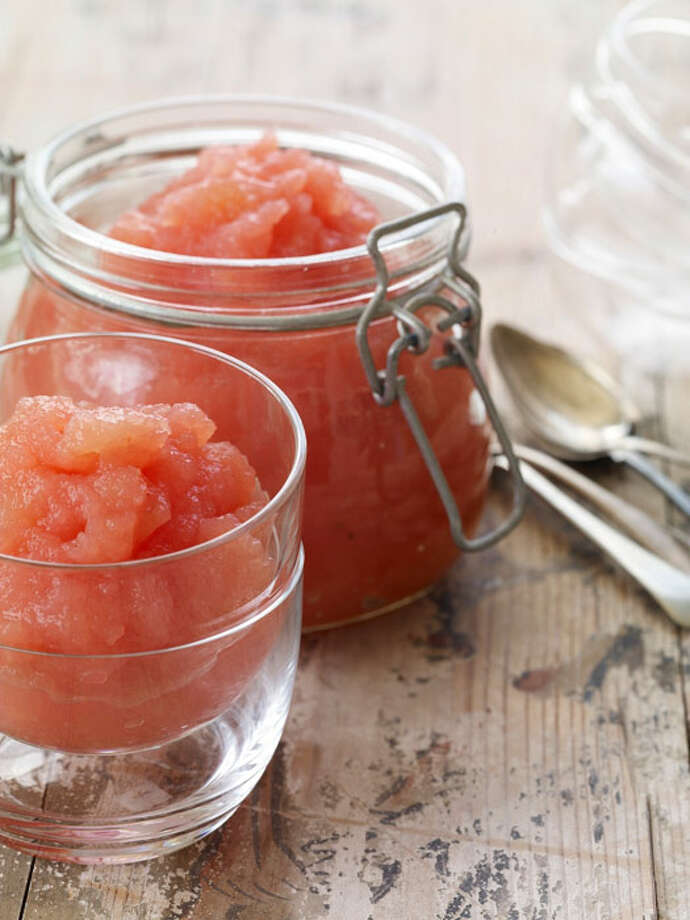 Rosy Red Applesauce From Redbook Photo: Rita Maas