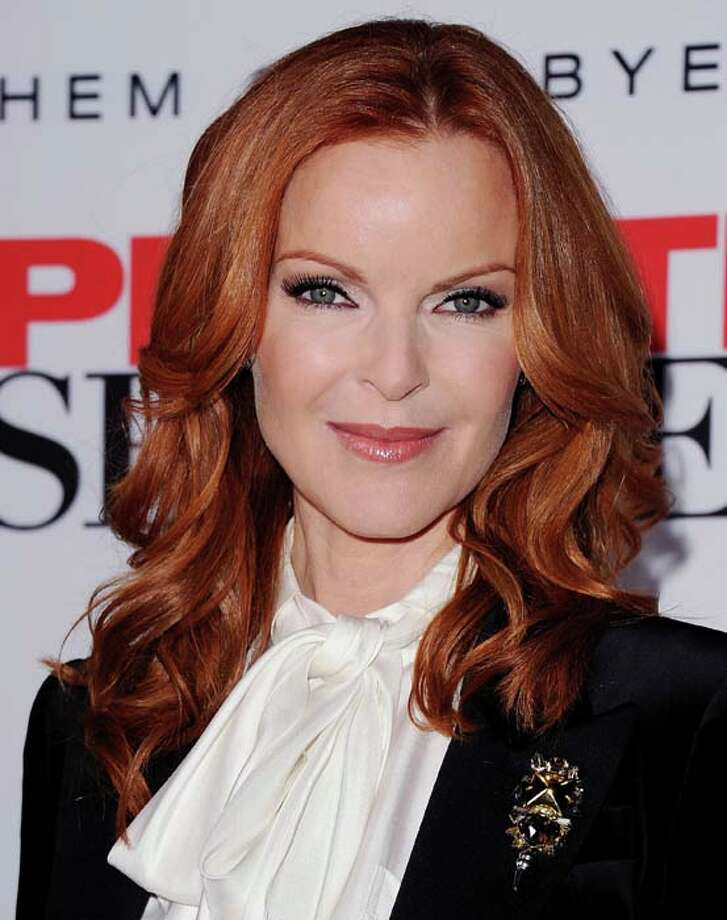 Marcia Cross had twins at age 44. Photo: Jon Kopaloff, FilmMagic / 2011 Jon Kopaloff