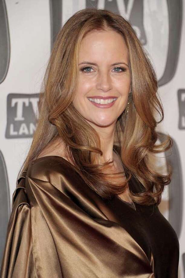 Kelly Preston was 47 when she got pregnant with her third child. Photo: Michael Loccisano, Getty Images / 2011 Getty Images