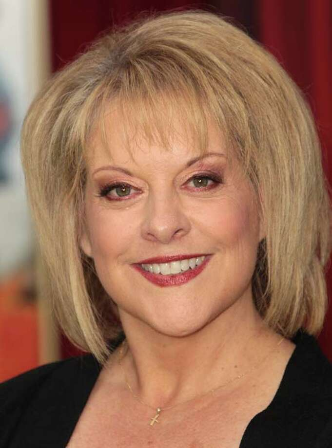 Nancy Grace had twins at age 48. Photo: Frederick M. Brown, Getty Images / 2011 Getty Images