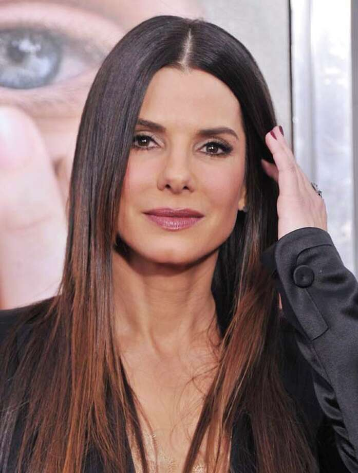 Sandra Bullock adopted her son Louis while she was in her 40s. Photo: Stephen Lovekin, Getty Images / 2011 Getty Images