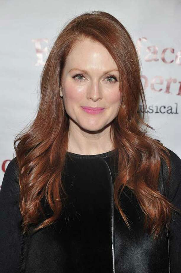 Julianne Moore had her second baby at age 41. Photo: Theo Wargo, Getty Images / 2012 Getty Images