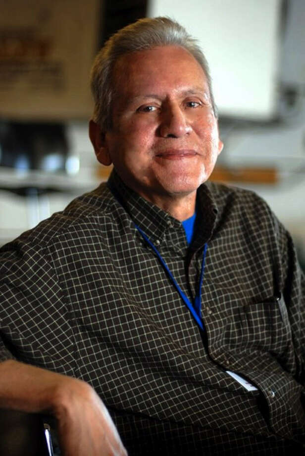 Gregg Barrios is an award-winning poet, journalist and playwright. Photo: Courtesy