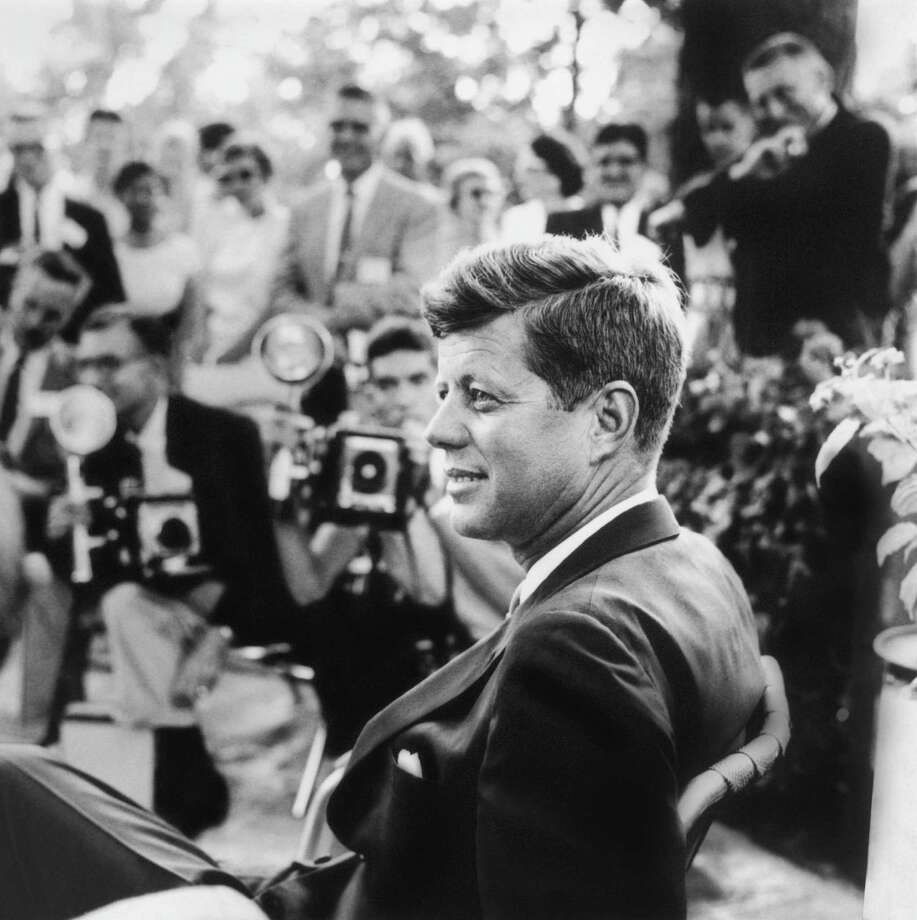 Questions still remain about the legacy of President John F. Kennedy, 50 years after he was murdered by Lee Harvey Oswald in Dallas. Photo: Newseum / Estate Of Jacques Lowe / Associated Press