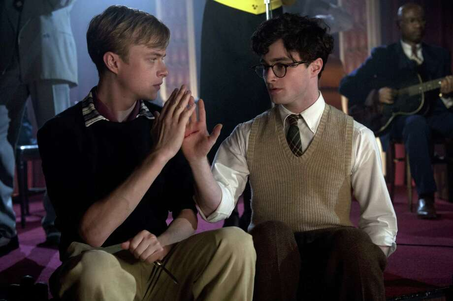 "Dane DeHaan, left, and Daniel Radcliffe star in ""Kill Your Darlings."" Photo: HANDOUT, HO / MCT"
