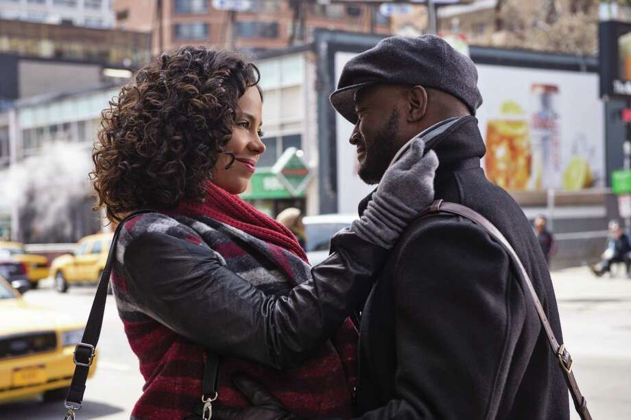 "Sanaa Lathan and Taye Diggs star in ""The Best Man Holiday."" Photo: HANDOUT, HO / MCT"