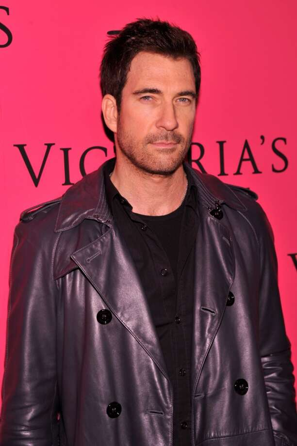 Actor Dylan McDermott attends the 2013 Victoria's Secret Fashion Show at TAO Downtown on November 13, 2013 in New York City.  (Photo by Stephen Lovekin/Getty Images) Photo: Stephen Lovekin, Getty Images