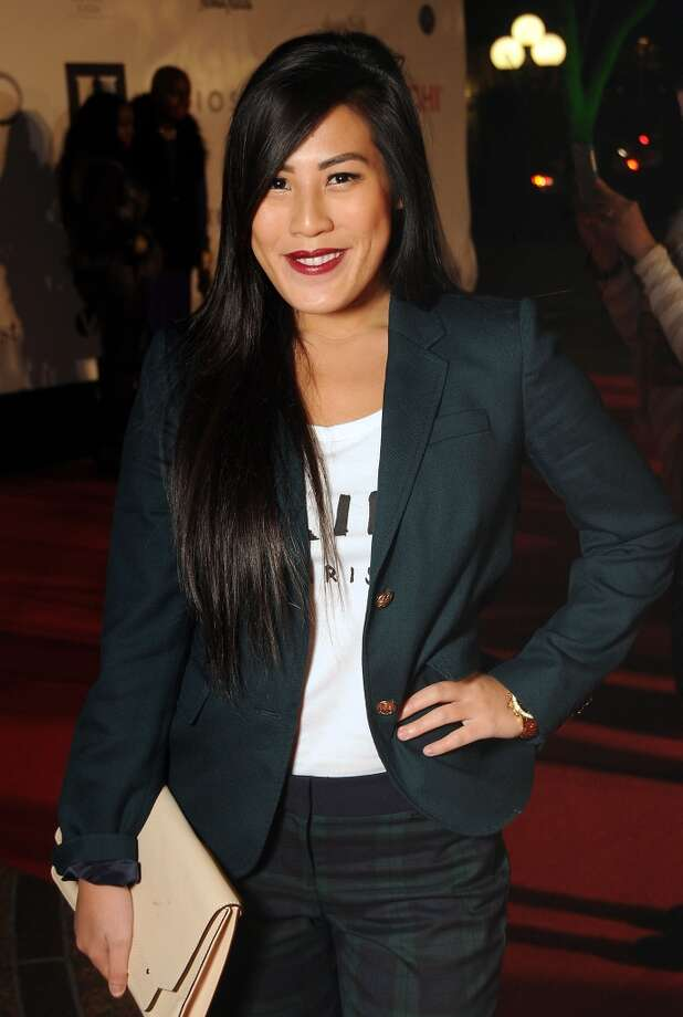 Sophia Vu on the red carpet at Fashion Houston at the Wortham Theater Wednesday Nov.13. Photo: Dave Rossman, For The Houston Chronicle