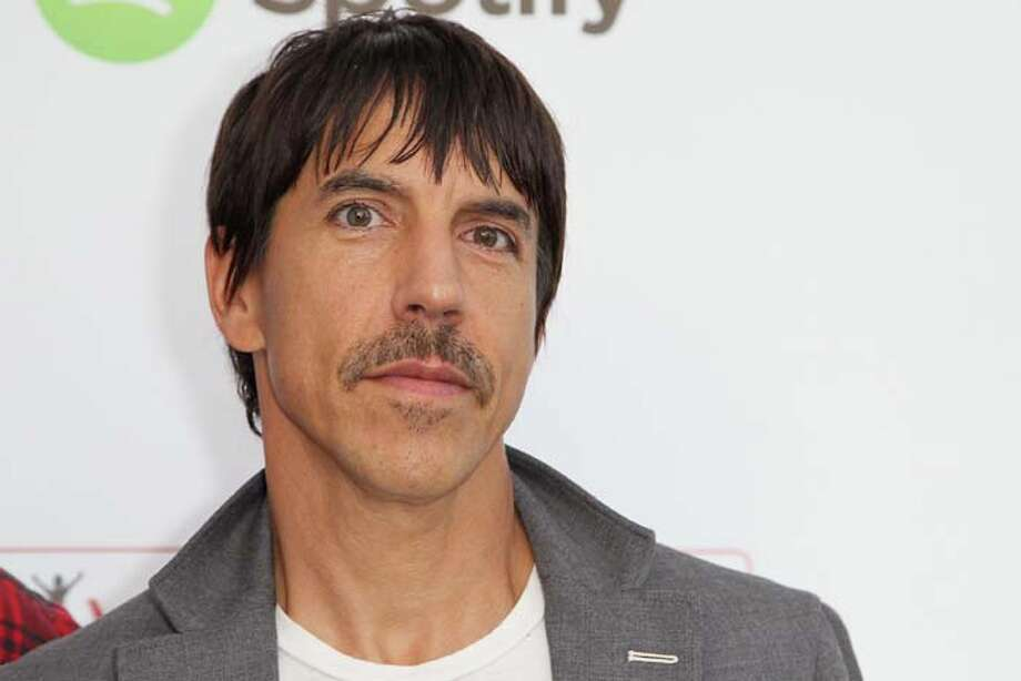 Red Hot Chilli Peppers frontman Anthony Kiedis Photo: Jonathan Leibson, WireImage / 2013 WireImage