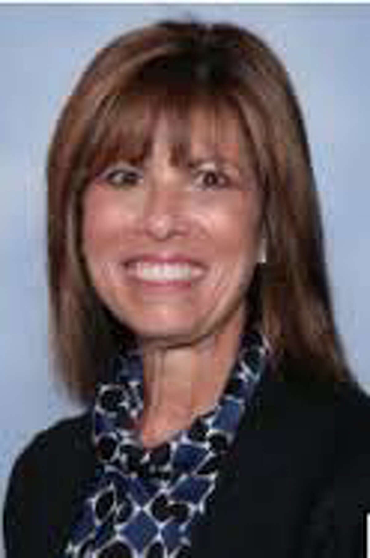 Sandy Steichen, chairman of the Danbury Board of Education