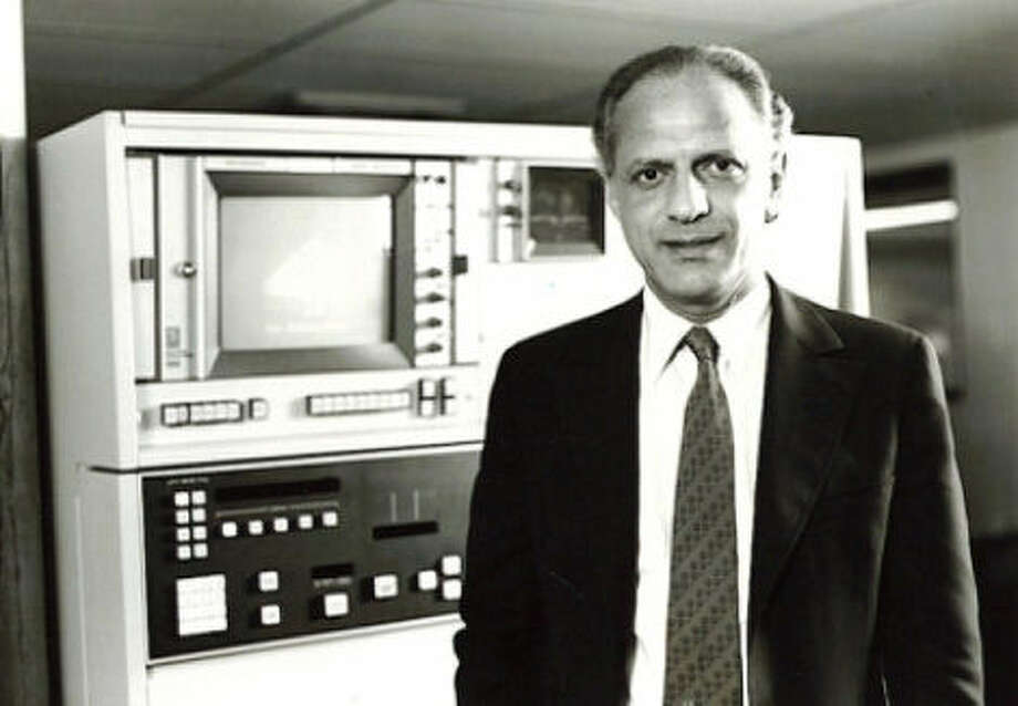 Spanish-language TV pioneer Emilio Nicolas Sr. oversaw JFK coverage on KWEX. Photo: Courtesy Photo