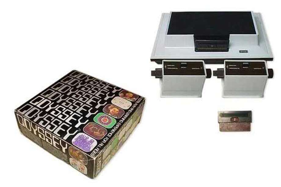 1972: The Magnavox Odyssey.