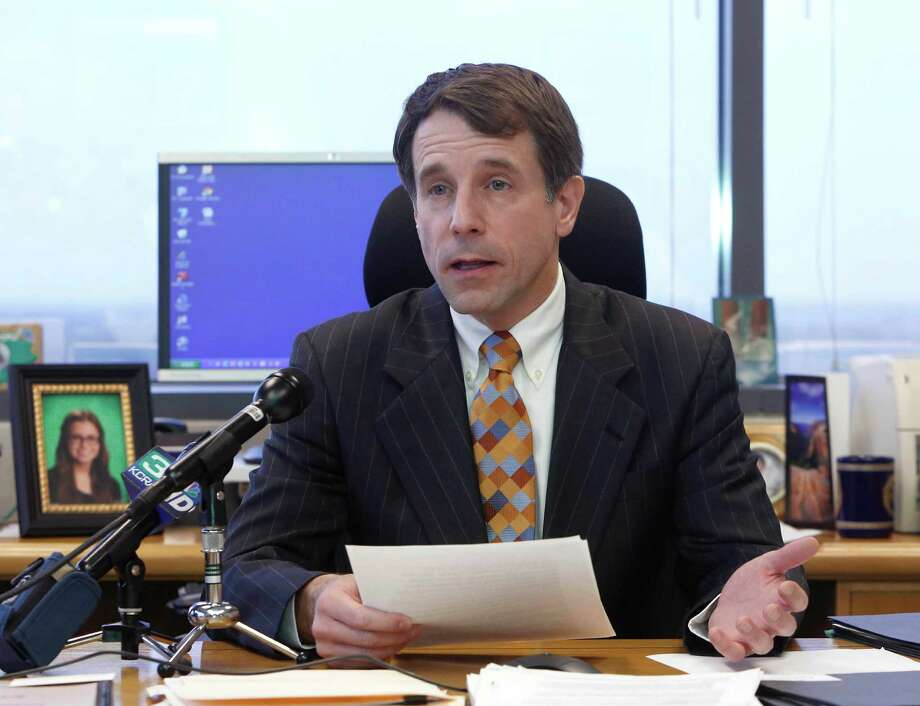 Insurance Commissioner Dave Jones wants California to have more primary care physicians. Photo: Rich Pedroncelli / Associated Press / AP