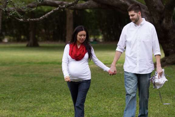 Daniza and Scott Wiseman's insurance policy was canceled effective Dec. 31, the day their baby is due.