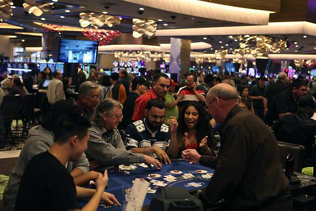 Graton casino grand opening time