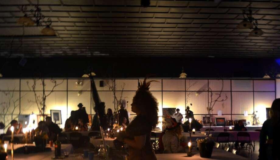 The Art Studio, Inc.'s Beaux Arts Ball 2011. Beth Rankin/cat5