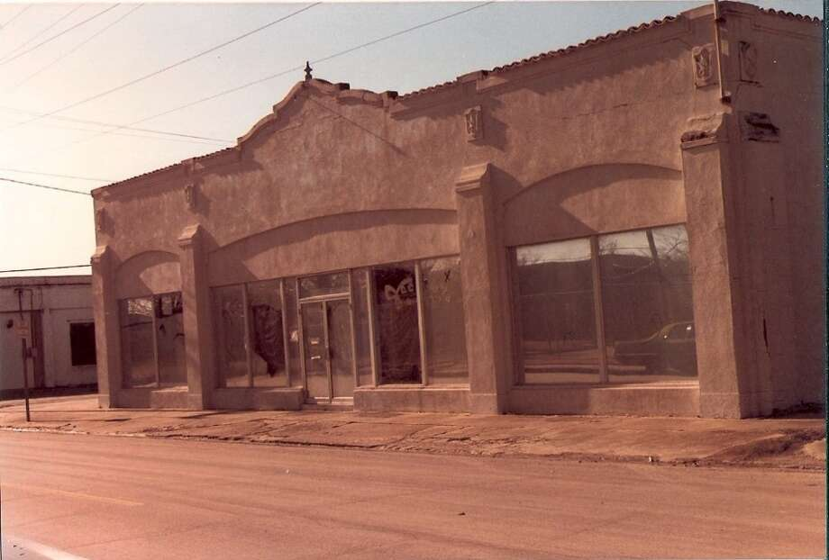 The Art Studio's original building at Neches and Milam. Photo: Courtesy