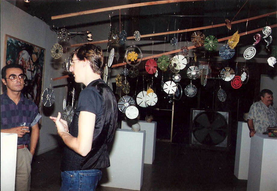 The Art Studio in April 1994 Photo: Provided By The Art Studio, Cat5