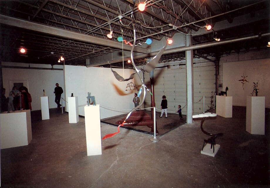 The Art Studio in Jan. 1994 Photo: Provided By The Art Studio, Courtesy