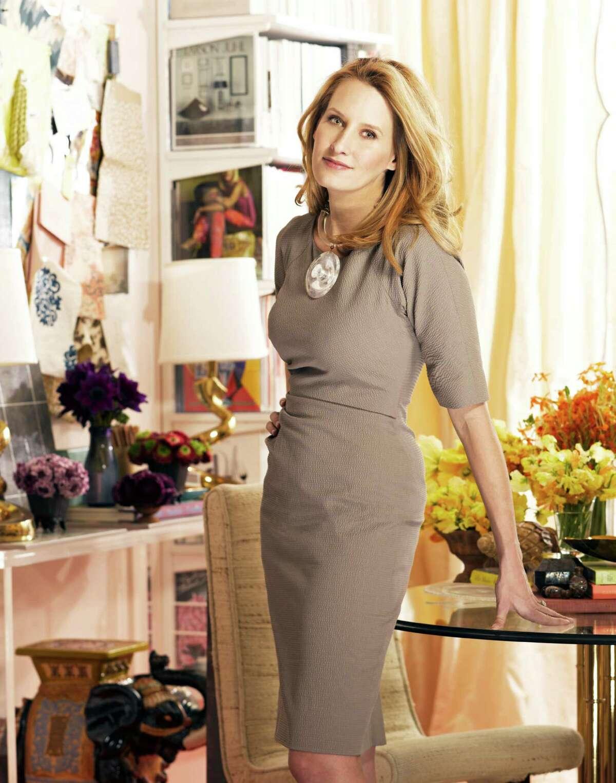 New York interior designer Celerie Kemble will speak Thursday at the 61st Annual Theta Charity Antiques Show in Houston.
