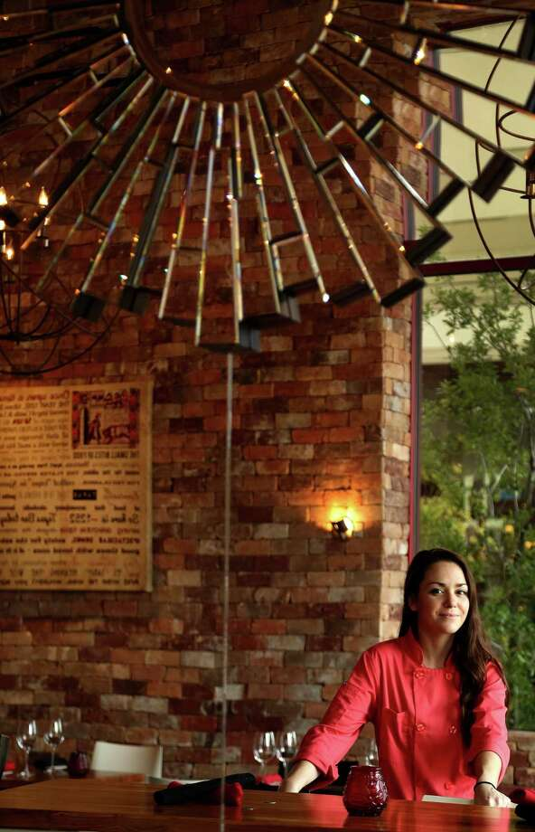Executive chef Mercedes Gomez is ramping up the Spanish influence at 1252 Tapas Bar by adding more authentic dishes to the menu. Photo: Karen Warren, Staff / © 2013 Houston Chronicle
