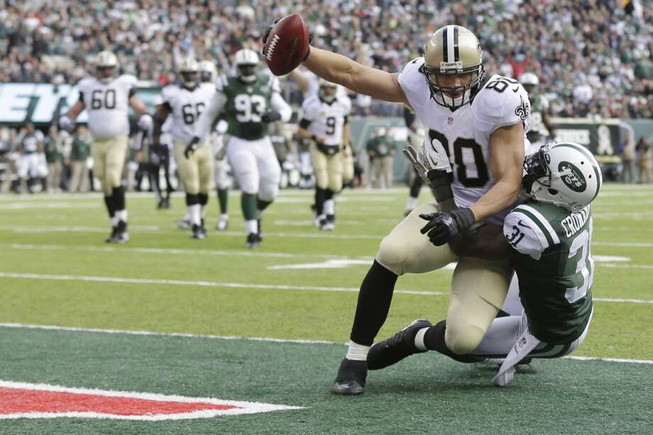 San Francisco (6-3) plus-3 at New Orleans (7-2): Saints 24-20 Photo: Mel Evans, Associated Press