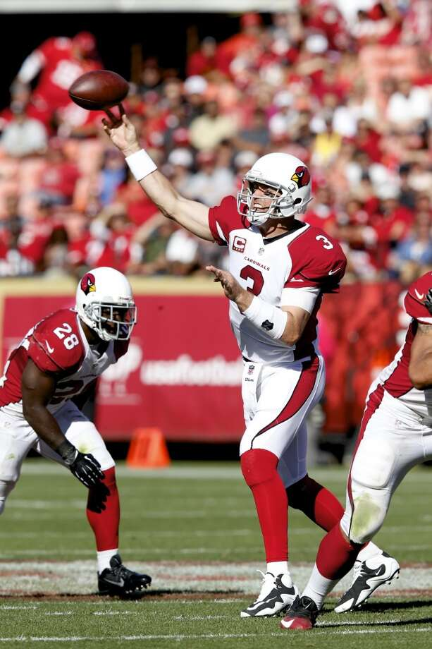 Arizona (5-4) minus-7 ½ at Jacksonville (1-8): Cardinals 23-17 Photo: David Seelig, Associated Press