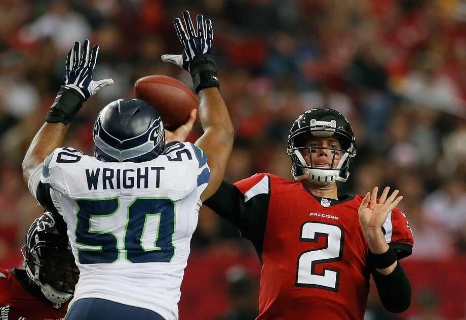 Atlanta (2-7) minus-1 at Tampa Bay (1-8): Falcons 24-17 Photo: Kevin C. Cox, Getty Images