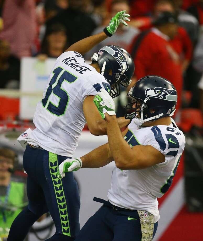 Minnesota (2-7) plus-13 at Seattle (9-1): Seahawks 27-13 Photo: Curtis Compton, McClatchy-Tribune News Service