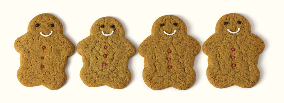 "A recipe for Gingerbread Boys and Girls is featured in ""The Cake Mix Doctor Bakes Gluten-Free."" Photo: Courtesy Photo"