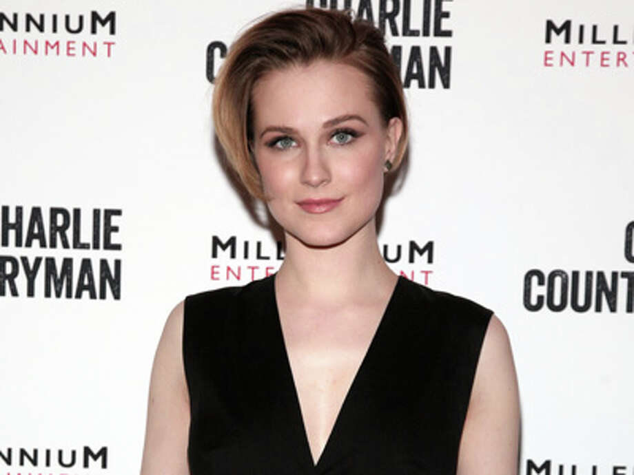 """Actress Evan Rachel Wood attends a screening of """"Charlie Countryman"""" on Wednesday, Nov. 13, 2013 in New York. Wood shared a letter, detailing her personal experiences with sexual assault with a significant other. Photo: Andy Kropa, Andy Kropa/Invision/AP / Invision"""