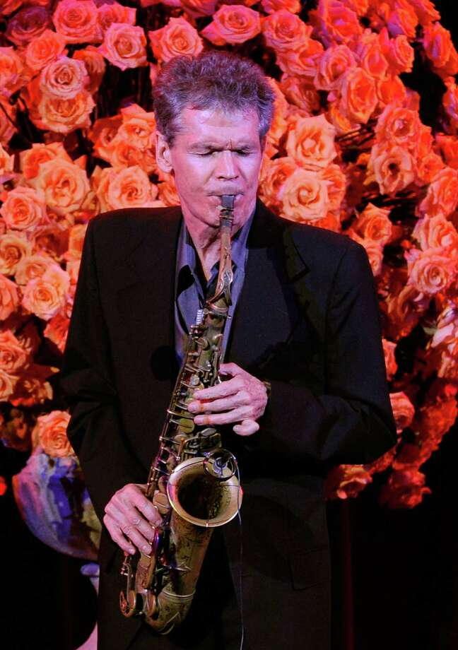 American saxophonist David Sanborn performs at Fairfield Theatre Company on Sunday, Dec. 1. Photo: Dimitrios Kambouris, Getty Images For The Steve Harve / 2011 Getty Images