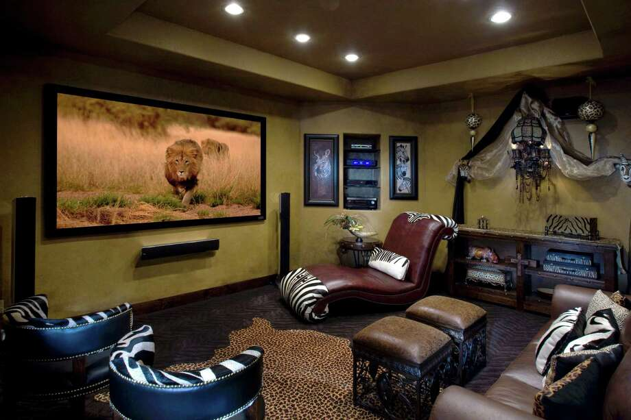Along with solid audio and video components, a good home theater needs comfortable seating. Photo: Photos Courtesy Home Theater Group