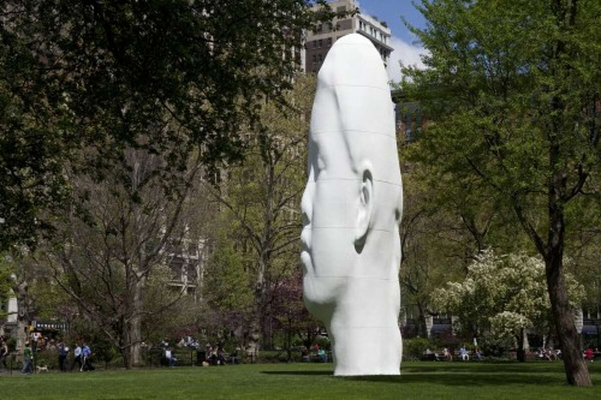 Echo in Madison Square Park.