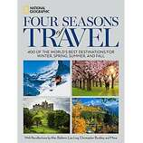 """The Bay Area may not have the foliage of New England or the frigid temperatures of Russia's Lake Baikal during winter, but the hardcover """"National Geographic Four Seasons of Travel"""" offers a seemingly endless, glossy, full-color taste of seasonal treasures from around the world. Winter baseball in the Dominican Republic, a mountaintop hawk sanctuary in Pennsylvania, and springtime cherry blossoms in Japan are just a few. Vitals: $40,  www.shop.nationalgeographic.com.  - Brian Canova"""
