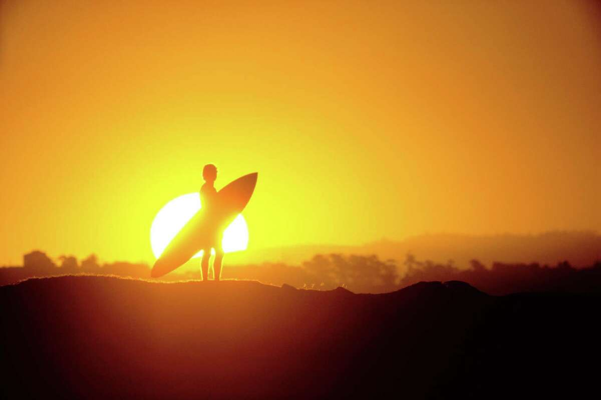 The Gold Coast, Australia: Down Under's surfing paradise picks up in winter.