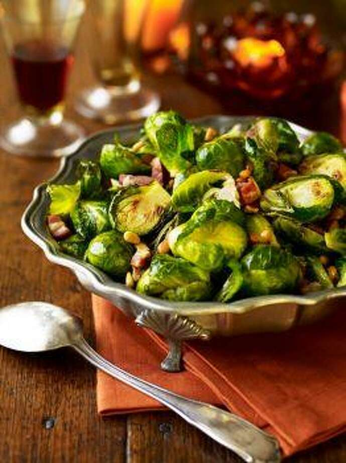Brussels Sprouts With Pancetta And Rosemary