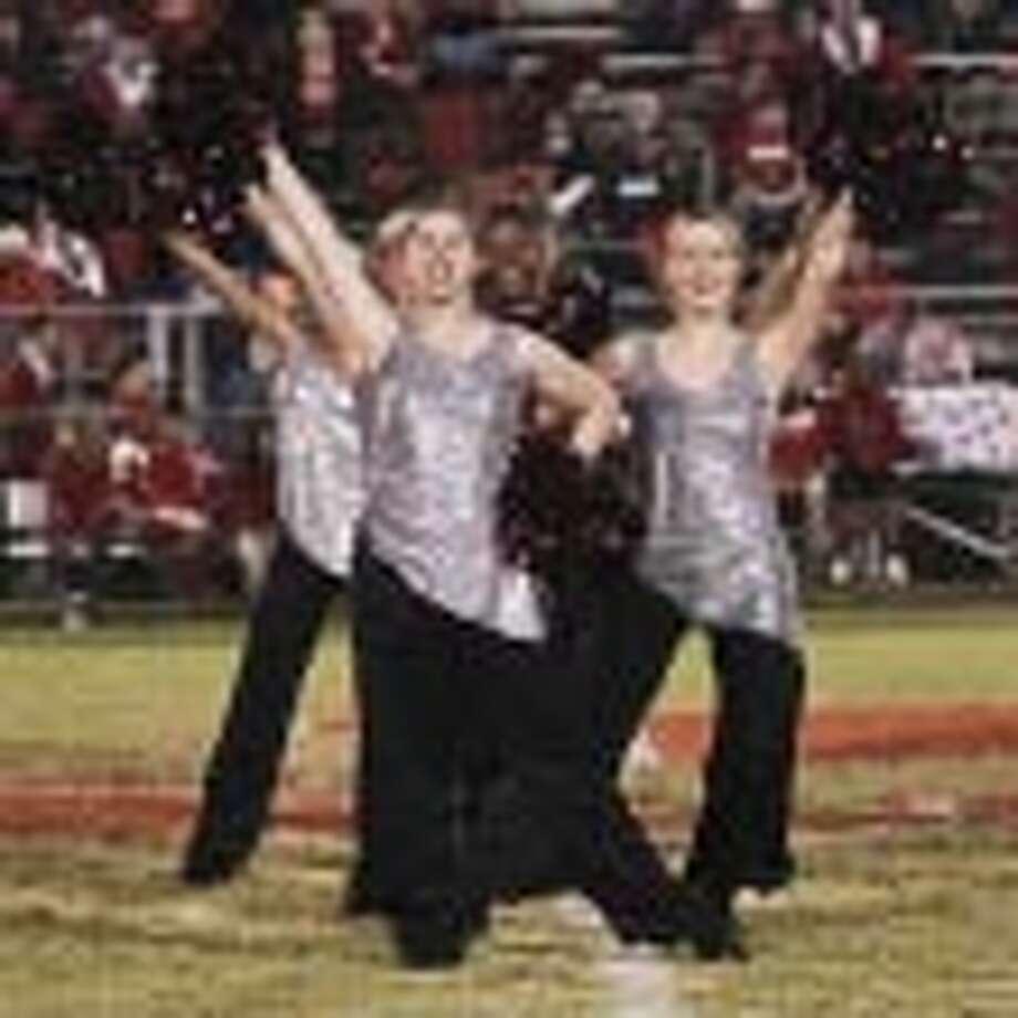 Jasper High Schools first ever Dance team