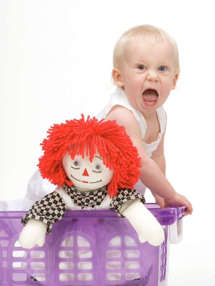 Raggedy Ann:We know your grandmother had one, but she also had polio and you wouldn't give that to your children. Photo: GaryAlvis, Getty Images / (c) GaryAlvis